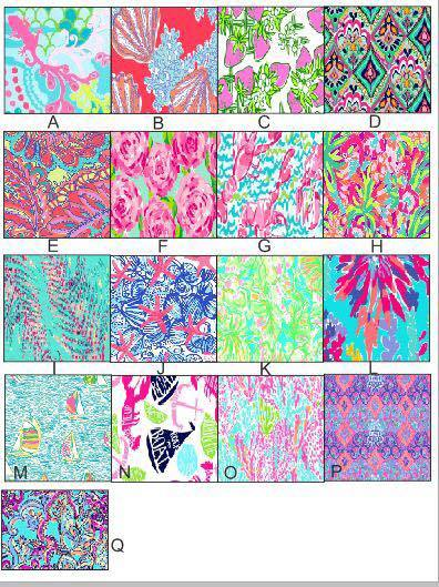 pattern options
