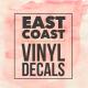 East Coast Vinyl Decals