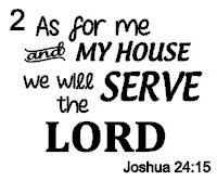 sign 2. Serve the Lord (1)