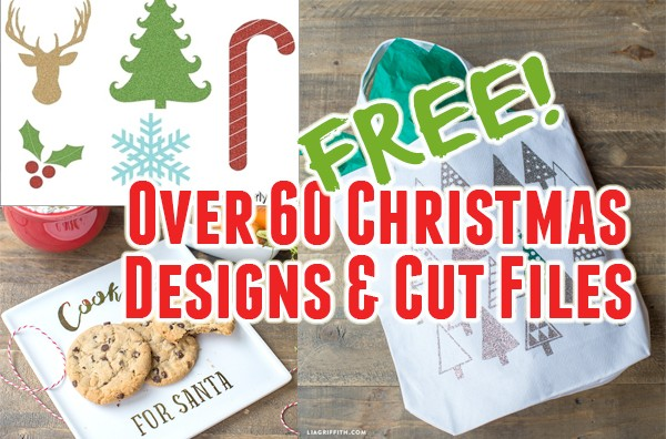 Free Christmas Design Images The Vinyl Cut