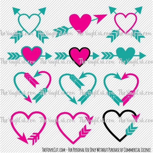 heartarrows