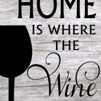 38. Home is where the wine is