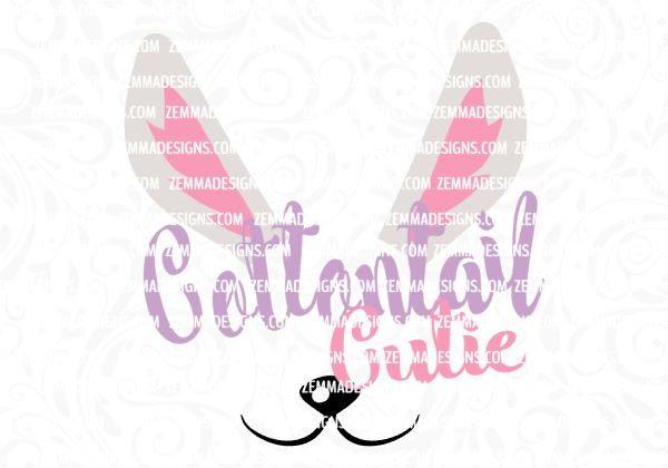 0435 cottontail cutie