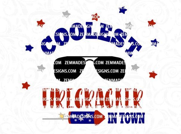 0466 COOLEST firecracker in town